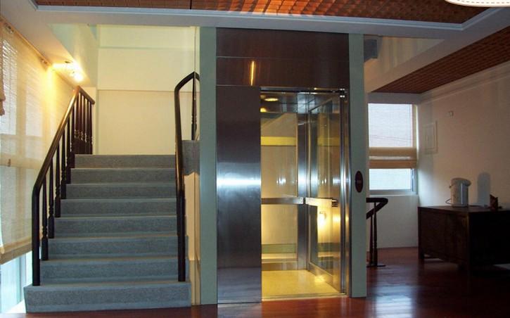2015最新别墅电梯装饰效果图体验不同风格韵味