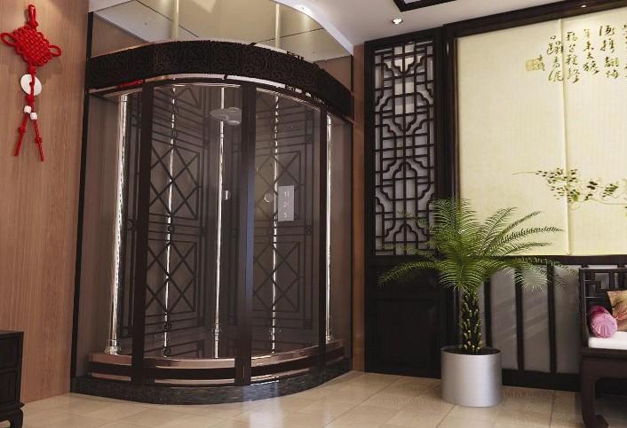 简约欧式风格 别墅电梯装修